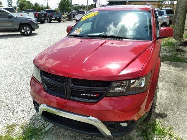 2018 Dodge Journey for sale at Car Spot Of Central Florida in Melbourne FL