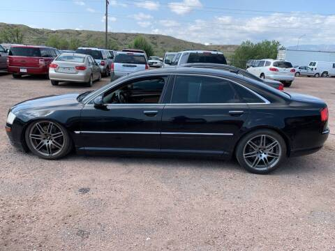 2006 Audi A8 L for sale at PYRAMID MOTORS - Fountain Lot in Fountain CO