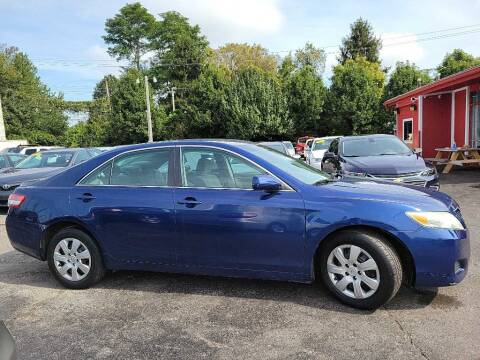 2011 Toyota Camry for sale at Rayyan Auto Mall in Lexington KY