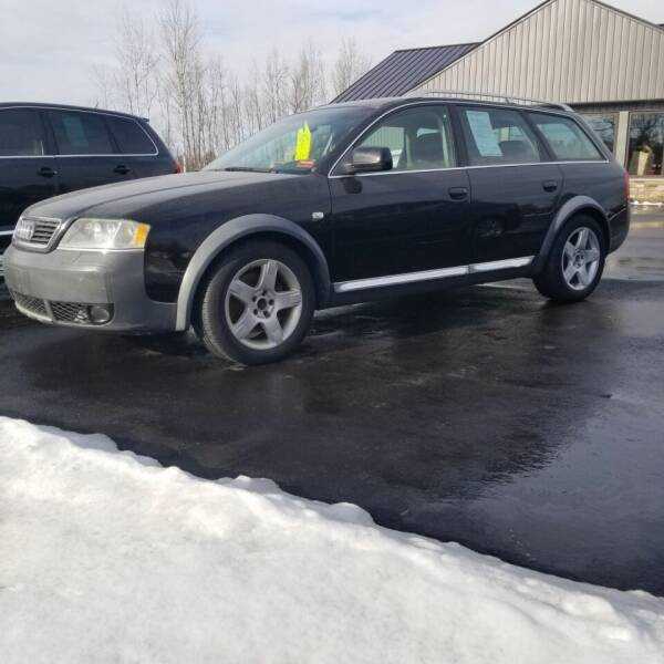 2004 Audi Allroad for sale at eurO-K in Benton ME