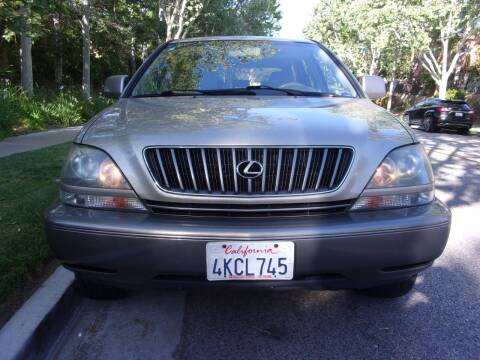 2000 Lexus RX 300 for sale at Autobahn Auto Sales in Los Angeles CA