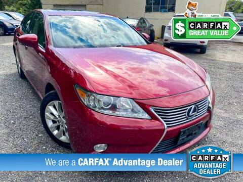 2013 Lexus ES 300h for sale at High Rated Auto Company in Abingdon MD