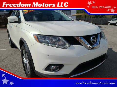 2014 Nissan Rogue for sale at Freedom Motors LLC in Knoxville TN