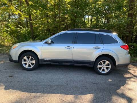 2013 Subaru Outback for sale at Elite Auto Plaza in Springfield IL