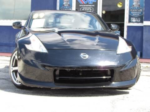 2009 Nissan 370Z for sale at VIP AUTO ENTERPRISE INC. in Orlando FL