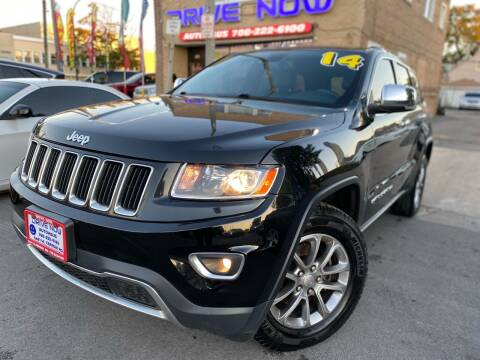 2014 Jeep Grand Cherokee for sale at Drive Now Autohaus in Cicero IL
