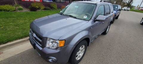 2008 Ford Escape for sale at Steve's Auto Sales in Madison WI