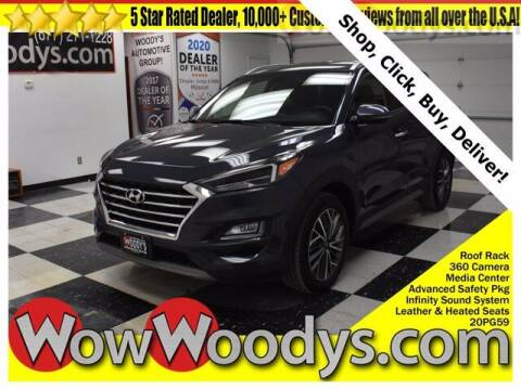2020 Hyundai Tucson for sale at WOODY'S AUTOMOTIVE GROUP in Chillicothe MO