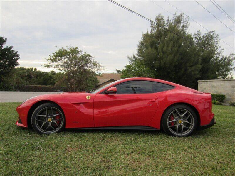 2015 Ferrari F12berlinetta for sale in Delray Beach, FL