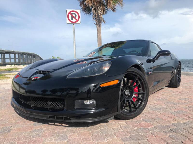 2006 Chevrolet Corvette for sale at SPECIALTY AUTO BROKERS, INC in Miami FL