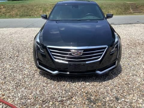 2017 Cadillac CT6 Plug-In Hybrid for sale at Moose Motors in Morganton NC