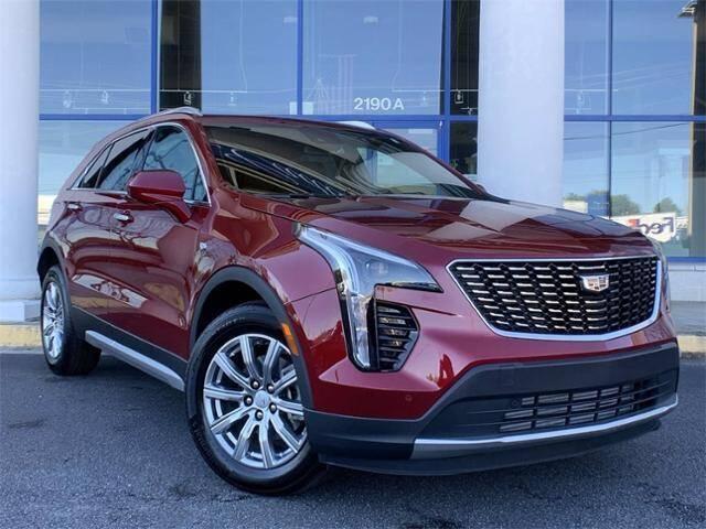 2020 Cadillac XT4 for sale at Capital Cadillac of Atlanta New Cars in Smyrna GA