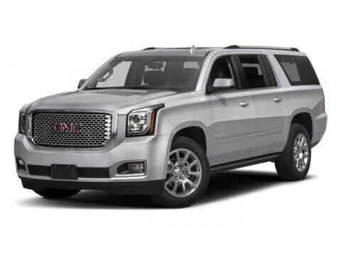 2017 GMC Yukon XL for sale at Bergey's Buick GMC in Souderton PA