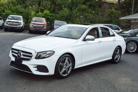 2017 Mercedes-Benz E-Class for sale at Automall Collection in Peabody MA