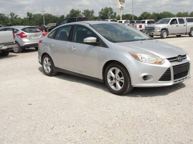 2014 Ford Focus for sale at Frieling Auto Sales in Manhattan KS