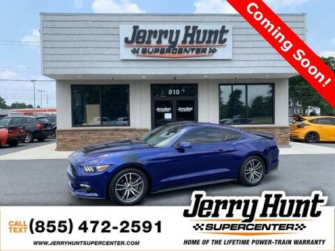 2015 Ford Mustang for sale at Jerry Hunt Supercenter in Lexington NC