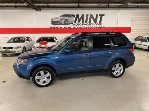 2010 Subaru Forester for sale at MINT MOTORWORKS in Addison IL