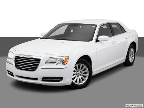 2013 Chrysler 300 for sale at LAKE CITY AUTO SALES in Forest Park GA