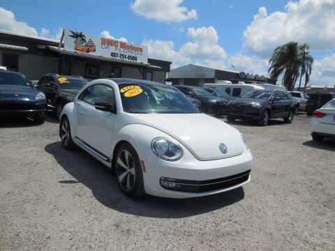 2012 Volkswagen Beetle for sale at DMC Motors of Florida in Orlando FL