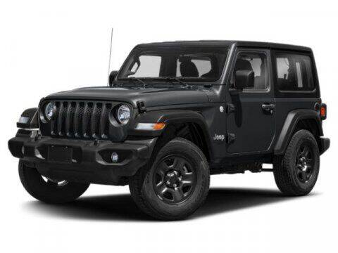 2019 Jeep Wrangler for sale at NICKS AUTO SALES --- POWERED BY GENE'S CHRYSLER in Fairbanks AK