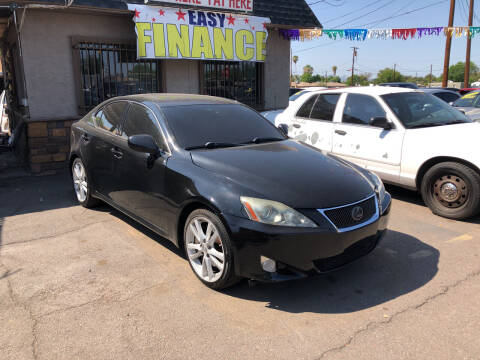 2006 Lexus IS 350 for sale at Valley Auto Center in Phoenix AZ