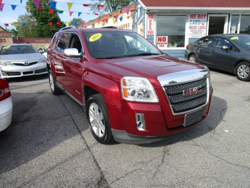 2011 GMC Terrain for sale in Yonkers, NY
