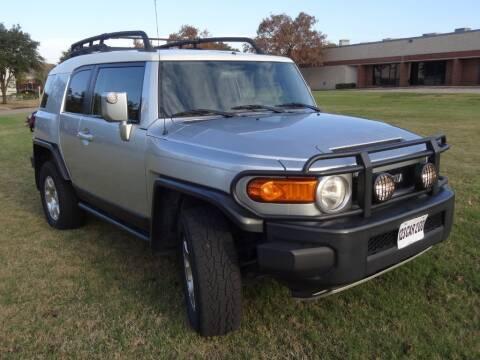 2007 Toyota FJ Cruiser for sale at 123 Car 2 Go LLC in Dallas TX