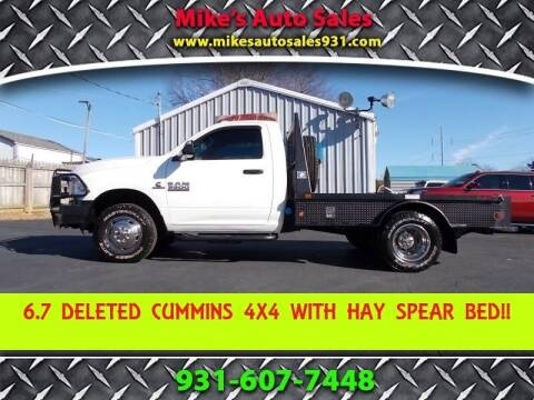 2013 RAM Ram Chassis 3500 for sale at Mike's Auto Sales in Shelbyville TN
