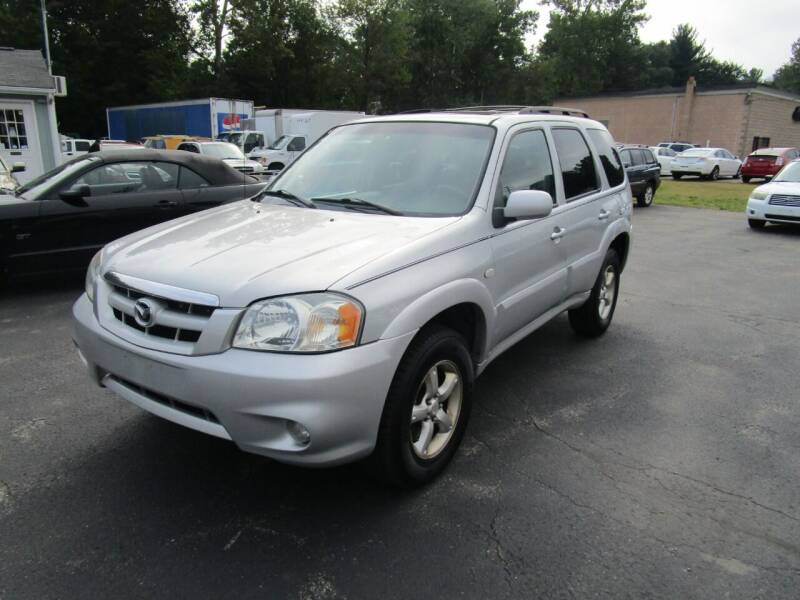 2006 Mazda Tribute for sale at Route 12 Auto Sales in Leominster MA