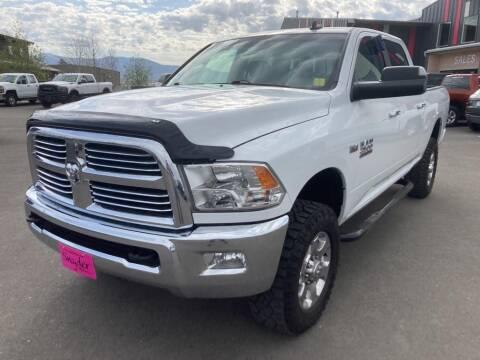 2018 RAM Ram Pickup 2500 for sale at Snyder Motors Inc in Bozeman MT