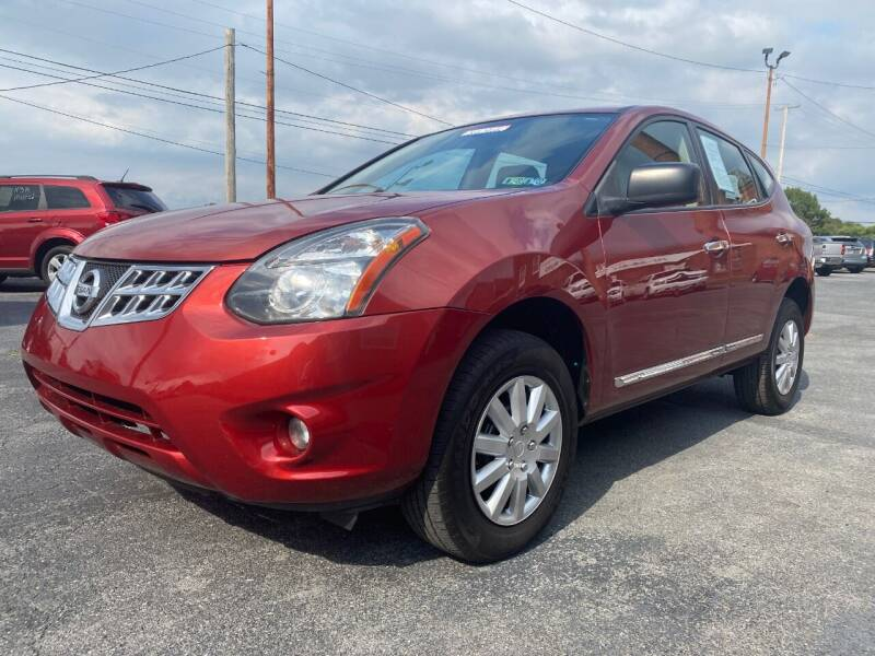 2013 Nissan Rogue for sale at Clear Choice Auto Sales in Mechanicsburg PA
