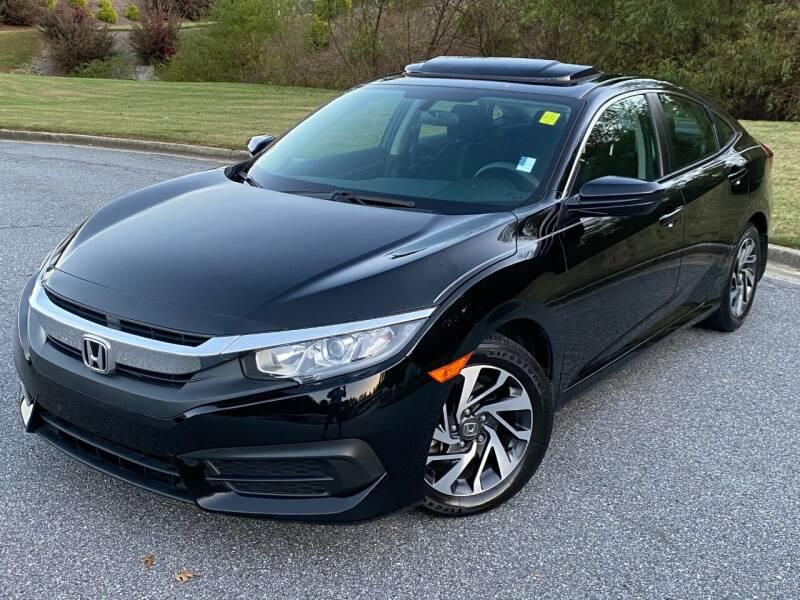 2016 Honda Civic for sale at Desired Motors in Alpharetta GA