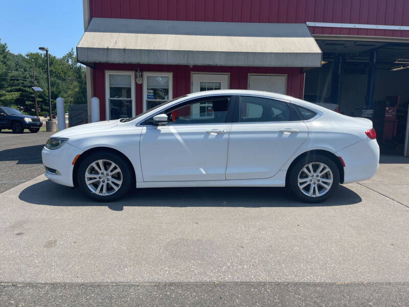2015 Chrysler 200 for sale at JWP Auto Sales,LLC in Maple Shade NJ