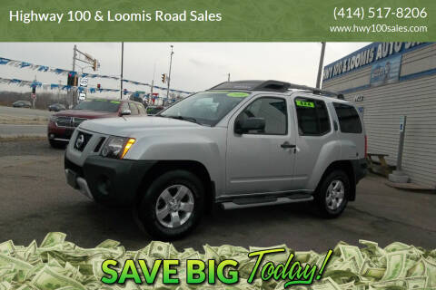 2009 Nissan Xterra for sale at Highway 100 & Loomis Road Sales in Franklin WI