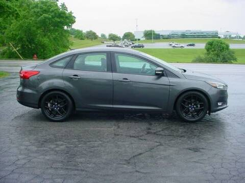 2016 Ford Focus for sale at Westview Motors in Hillsboro OH
