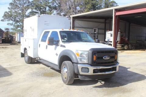 2011 Ford F-450 Super Duty for sale at Vehicle Network - Davenport, Inc. in Plymouth NC