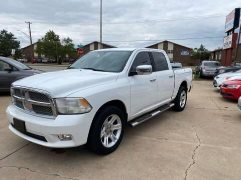 2012 RAM Ram Pickup 1500 for sale at Car Gallery in Oklahoma City OK