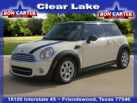 2013 MINI Hardtop for sale at Ron Carter  Clear Lake Used Cars in Houston TX