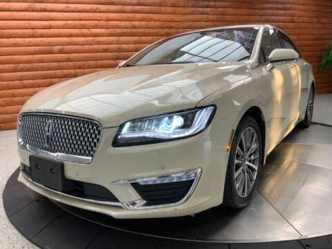 2018 Lincoln MKZ Hybrid for sale at Dixie Motors in Fairfield OH