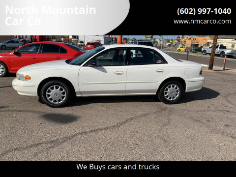 2003 Buick Century for sale at North Mountain Car Co in Phoenix AZ
