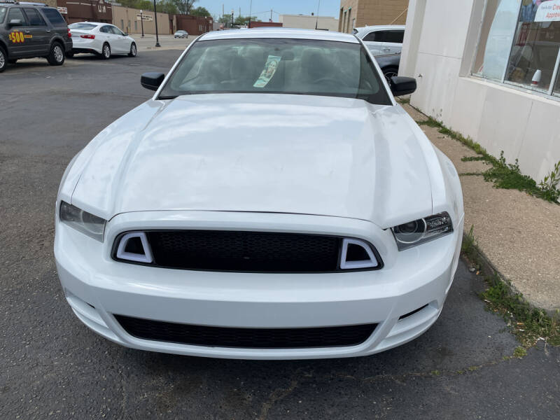 2014 Ford Mustang for sale at National Auto Sales Inc. - Hazel Park Lot in Hazel Park MI