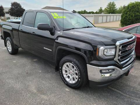 2018 GMC Sierra 1500 for sale at Cooley Auto Sales in North Liberty IA