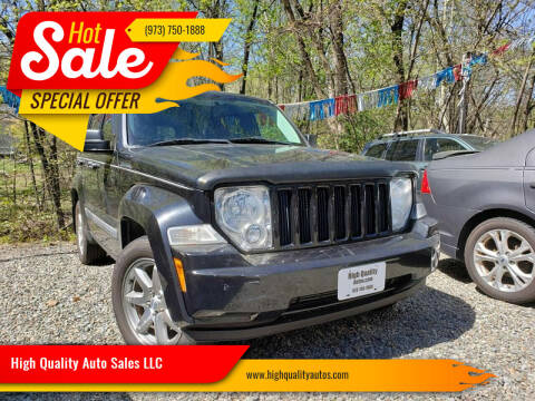 2010 Jeep Liberty for sale at High Quality Auto Sales LLC in Bloomingdale NJ
