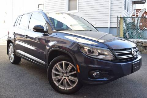 2016 Volkswagen Tiguan for sale at VNC Inc in Paterson NJ
