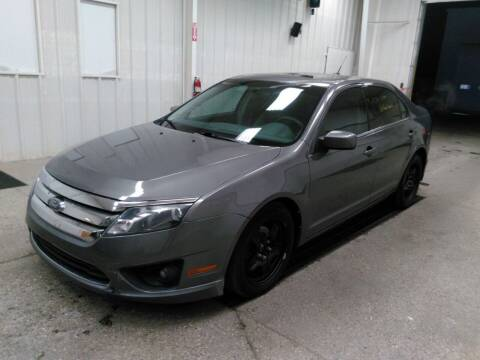 2010 Ford Fusion for sale at Pro Auto Sales in Lincoln Park MI