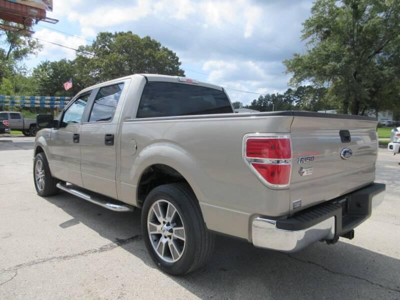 2009 Ford F-150 4x2 XLT 4dr SuperCrew Styleside 5.5 ft. SB - Tyler TX