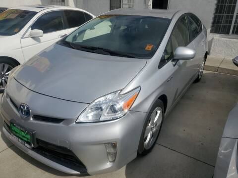 2015 Toyota Prius for sale at Express Auto Sales in Los Angeles CA