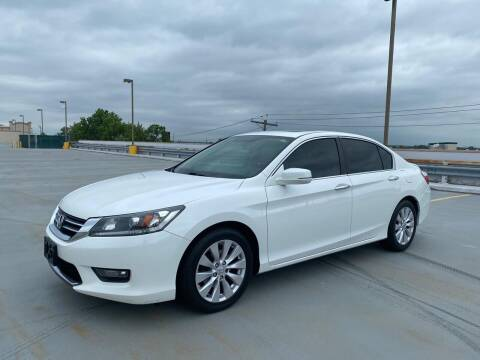 2014 Honda Accord for sale at JG Auto Sales in North Bergen NJ