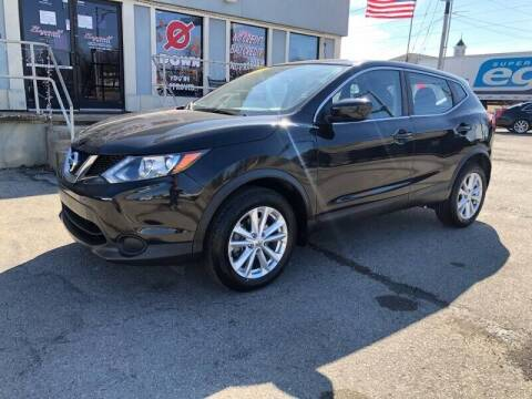 2017 Nissan Rogue Sport for sale at Bagwell Motors in Lowell AR