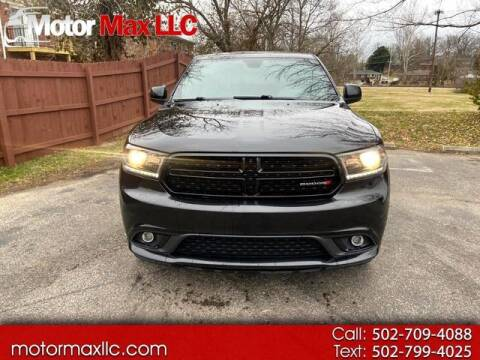 2016 Dodge Durango for sale at Motor Max Llc in Louisville KY